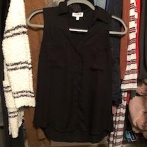 Express Sleeveless Portofino Shirt